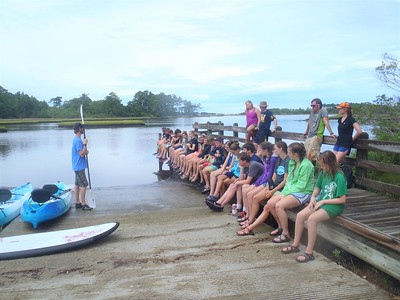 Camp Cheerio Paddle Day  July 18 2017