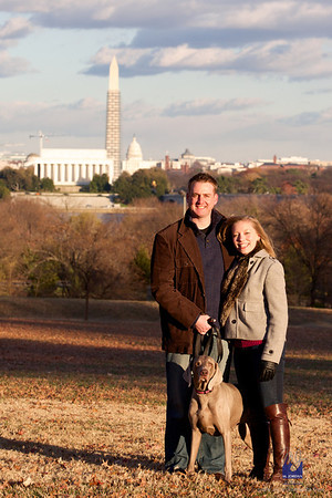 Kathryn & Blake | Fall in DC