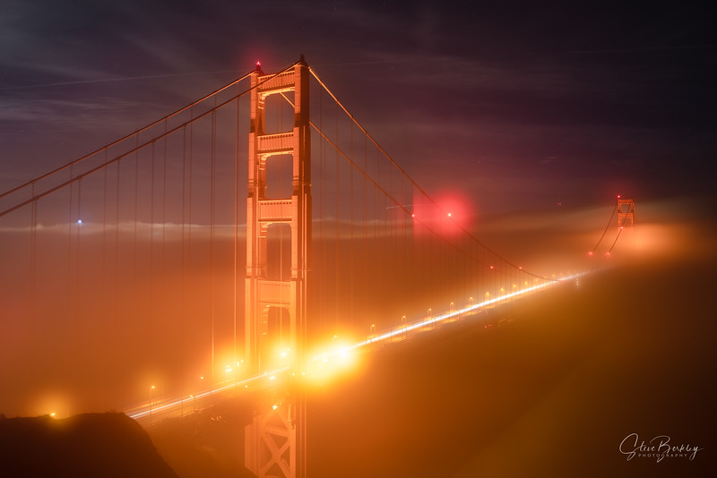 Battery Spencer Fog
