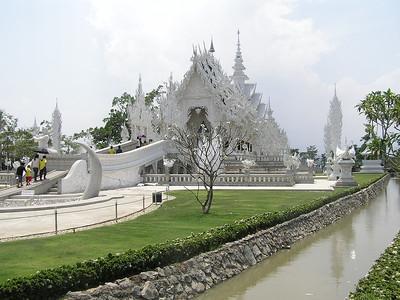 Chiang Mai and Chiang Khong