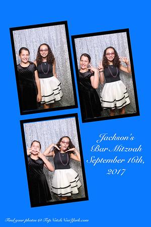 jacksons bar mitzvah