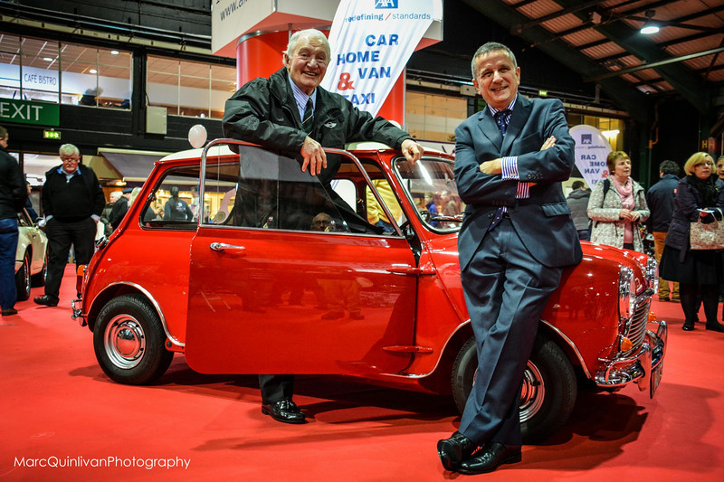 RIAC National Irish Classic Car Show 2014