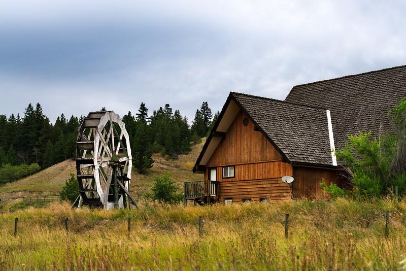 British Columbia, Cariboo Highway 97, Clinton