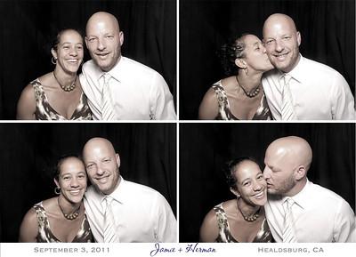 SF 2011-09-03 Jamie & Herman