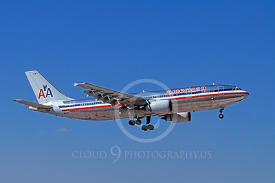 Airbus A300 American Airline Jet Airliner Pictures For Sale