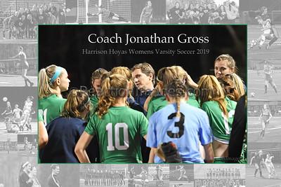 Harrison Coaching Staff - 2019