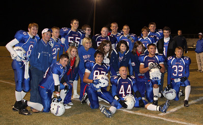 CHA Senior Recognition - November 5, 2010
