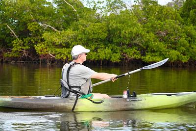 9AM Heart of Rookery Bay Kayak Tour - Hess & Hoffman