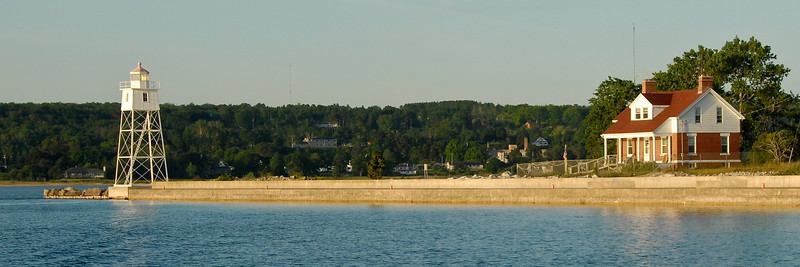 Grand Marais Light, Lake Superior