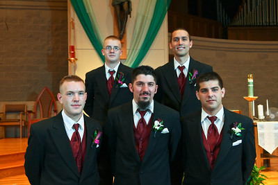 Hewitt/Myers Wedding 9/16/11