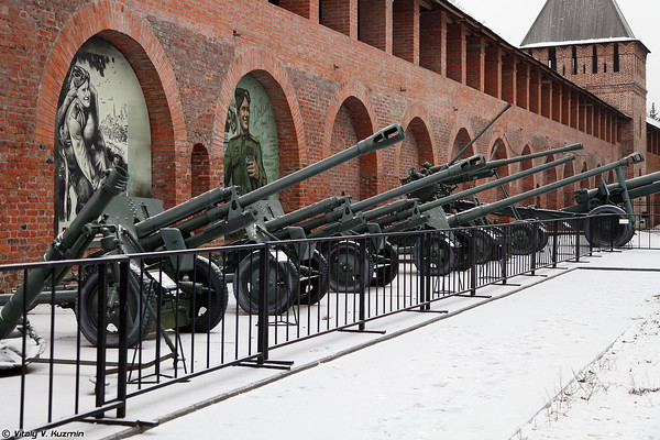 Museum The Smolensk Region in the years of Great Patriotic War