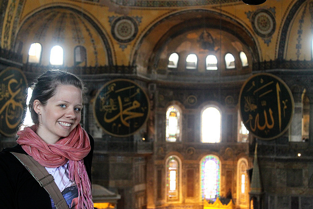 career break travel adventures in Turkey