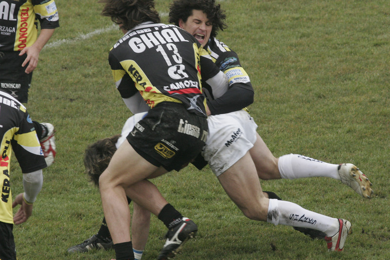 Calvisano rugby player, Italy