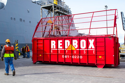 Redbox Refuse