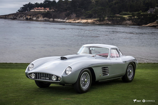 Monterey Car Week  2014