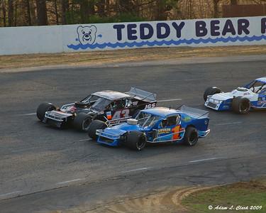 Monadnock Speedway TVMRS 4-25-09