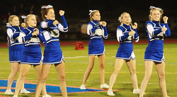 Braintree Cheerleaders