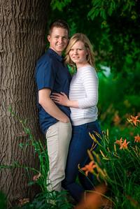 Josie and Jared Liberty Park
