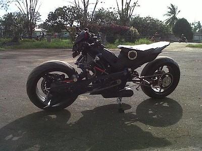 Street Fighter 2WD , pontianak - Kalimantan Barat  (Suzuki Satria R120)