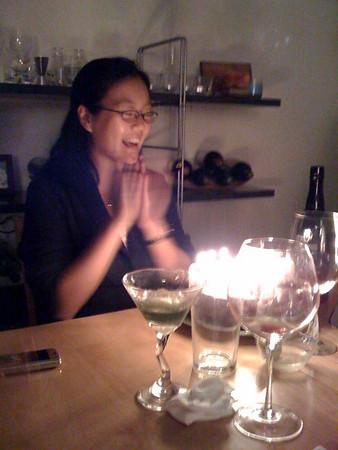 Tanya's Birthday
