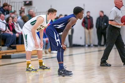 2015 Oxford Hills vs. Portland Boys Basketball 12-11