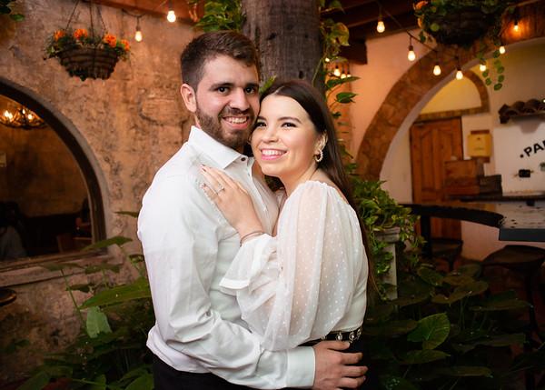 Sarah + Gerardo