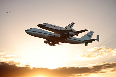 Discovery Departure