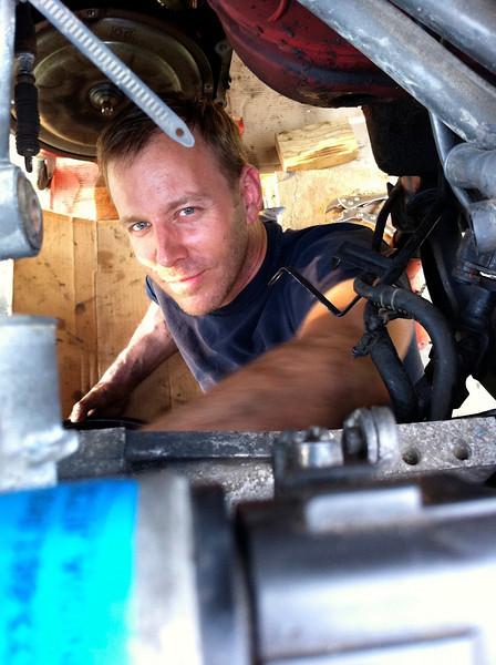 Driveway mechanic