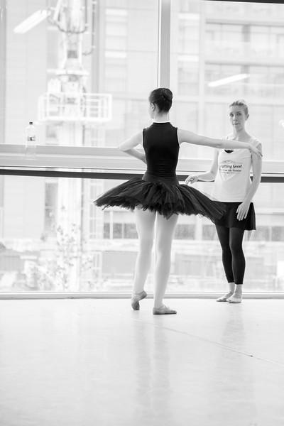 DDI Ballet Class