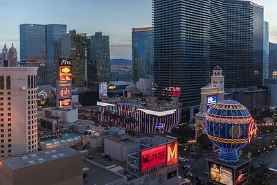 Las Vegas Spring 2018