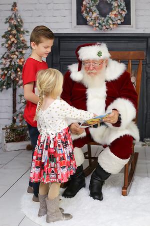 Patterson Santa Mini 2019