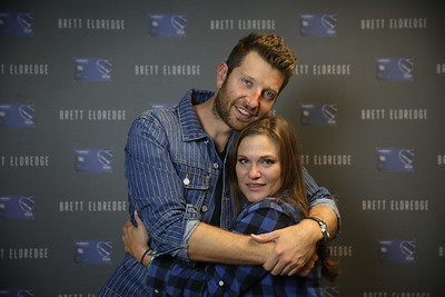 Brett Eldredge M&G | 9.21.18 | Kennewick, WA