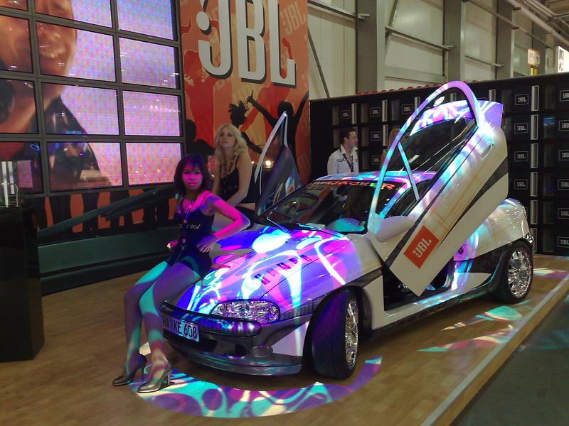 Kyiv Automotive Show 2008