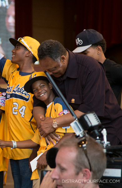 Jackie Robinson West | Homecoming | Millennium Park | Chicago