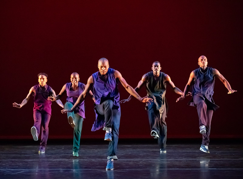 Alvin Ailey American Dance Theater | Lazarus