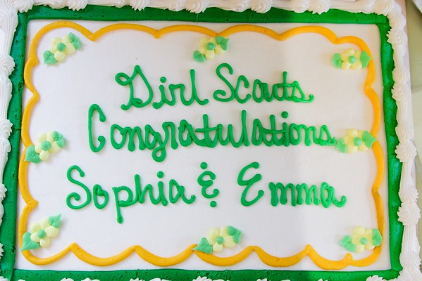 2015.06.20 Sophia and Emma Silver Award