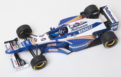 1996 Hill FW18 WDC Edition