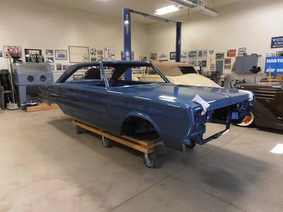 1967 Plymouth GTX, 426 Hemi - Restoration Progress