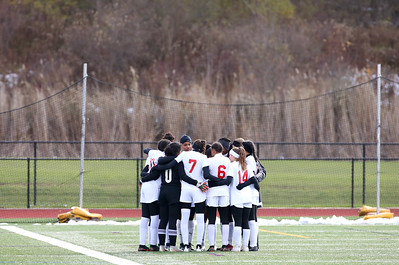 NYS Girl's Class A Soccer Final: JD vs VSS; 11/11/18