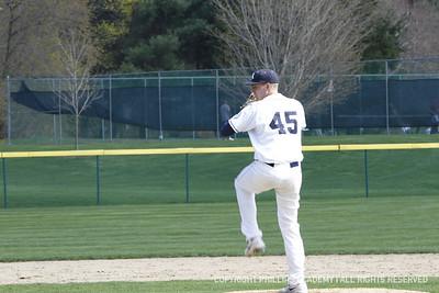 Varsity Baseball 4.27.2013