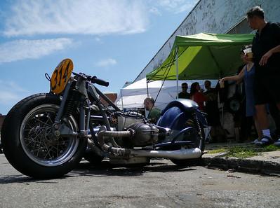 Vintage Bike Show 2012