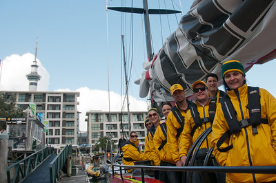 Auckland Harbor Yachting 2011