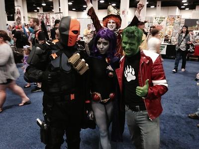 Boston Comiccon 2014