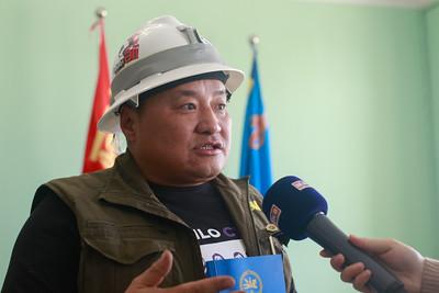 Монголын эрчим хүч, геологи уул уурхайн үйлдвэрчний эвлэлийн холбооноос Хөдөлмөрийн тухай хуулийн шинэчилсэн найруулгын талаар мэдээлэл