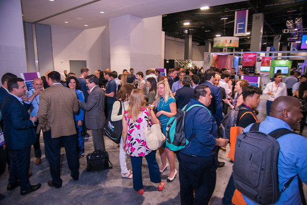 EXPO FLOOR: Networking Party