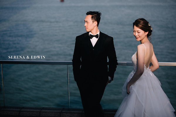 Wedding Day - Serena and Edwin ( Intercontinental)