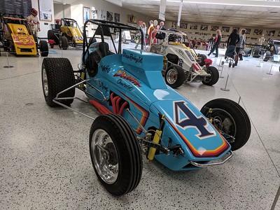 Hoosier Thunder - Indianapolis Motor Speedway Museum - 30 Dec. '18