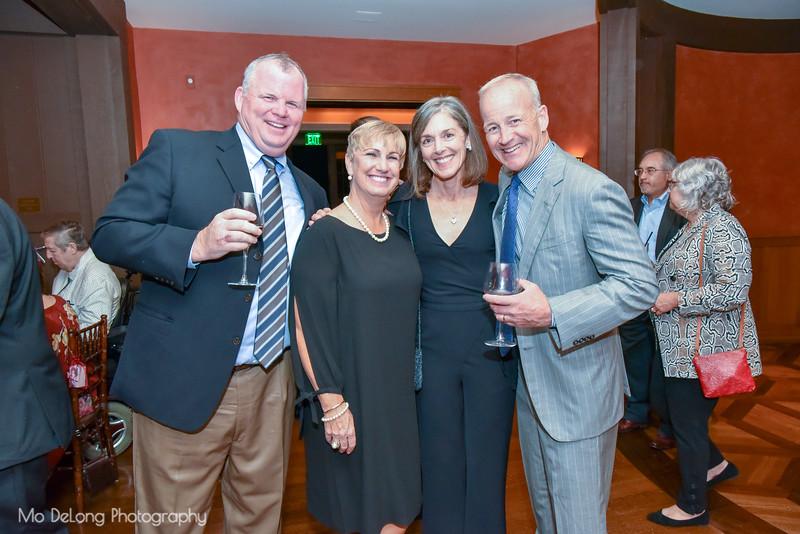 John and Donna Loftus and Maureen and Pat Carlin