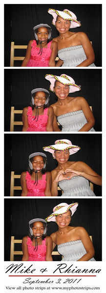 Rhianna & Mike (9-3-2011)