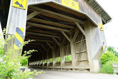 Caine Road Covered Bridge (2019)